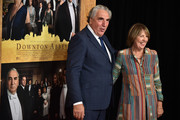 """Jim Carter and Penelope Wilton attend the """"Downton Abbey"""" New York Premiere at Alice Tully Hall, Lincoln Center on September 16, 2019 in New York City."""