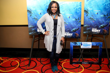 Dr. Heavenly Kimes 'Finding Dory' Advance Screening Hosted by Keshia Knight Pulliam and Kamp Kizzy at AMC Phipps Plaza