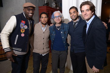 Dr. Jane Aronson Andrew Garfield & WWO Host Salon Event In NYC