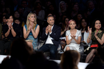 Dr. Joyce F. Brown Nicole Richie Hosts The Fashion Institute of Technology's Future of Fashion Runway Show