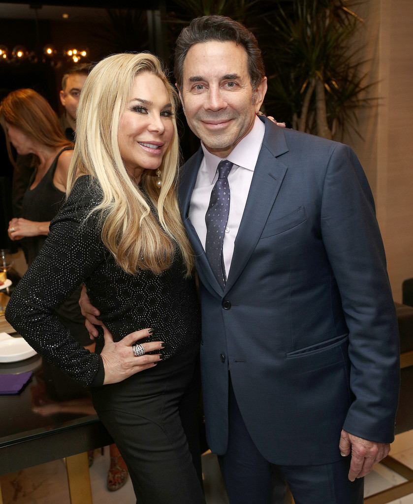Adrienne Maloof And Dr. Paul Nassif Photos Photos