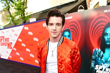 Drake Bell Premiere Of Lionsgate's 'The Spy Who Dumped Me' - Red Carpet