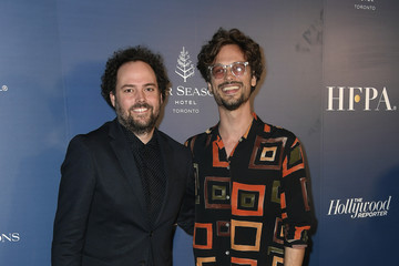 Drake Doremus HFPA/THR TIFF PARTY - Arrivals