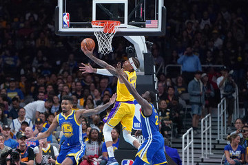 Draymond Green Los Angeles Lakers v Golden State Warriors