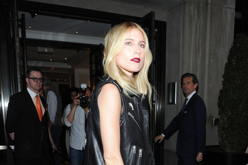 Dree Hemingway Met Gala 2015 Departures From The Mark Hotel - NYC