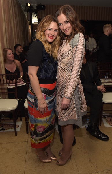 """The DAILY FRONT ROW """"Fashion Los Angeles Awards"""" Show [fashion,event,dress,leg,fashion design,party,actresses,minka kelly,drew barrymore,fashion los angeles awards,west hollywood,california,sunset tower,l,daily front row,fashion los angeles awards show]"""