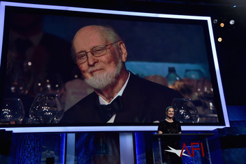 Drew Barrymore American Film Institute's 44th Life Achievement Award Gala Tribute to John Williams - Backstage And Audience