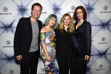 Drew Barrymore Refinery29 Los Angeles Holiday Party Hosted By R29 Editor-At-Large Drew Barrymore At The Sunset Tower Hotel