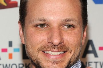 Drew Lachey Arrivals at A+E Networks Upfront