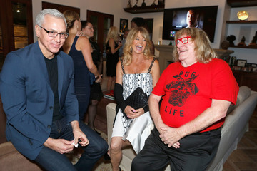Drew Pinsky Russell Simmons' Rush Philanthropic Arts Foundation's Inaugural Art for Life Los Angeles