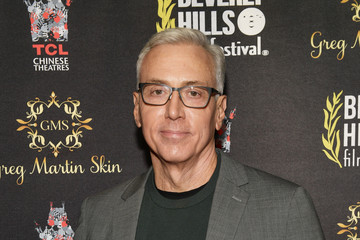 Drew Pinsky 18th Annual International Beverly Hills Film Festival - Opening Night Gala Premiere Of 'Benjamin' - Arrivals