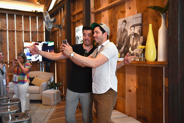 Drew Scott HGTV Lodge At CMA Music Fest - Day 3