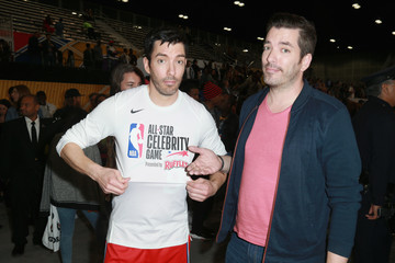 Drew Scott Celebrities at The NBA All-Star Celebrity Game 2018 Presented By Ruffles