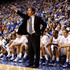 John Calipari the Head Coach of the Kentucky Wildcats gives instructions to his team during the 88-44 victory over the Drexel Dragons at Rupp Arena on December 21, 2009 in Lexington, Kentucky. The victory was the 2,000th in the history of Kentucky basketball. - 3 of 5