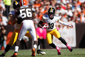 Dri Archer Pittsburgh Steelers v Cleveland Browns