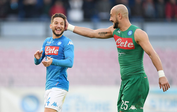 Dries Mertens Photos - 50 of 1359
