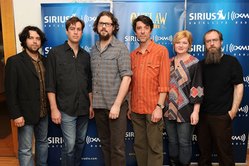 Mike Cooley Drive-By Truckers Visits SIRIUS XM Radio