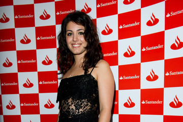 Katie Melua 'Driven To Do Better' British Grand Prix Exhibition Curated By Lewis Hamilton And Jenson Button