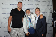 Jason Binn and Bruce Weber Photos Photo