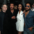 Jason Binn and Lionel Richie Photos