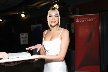 Dua Lipa 62nd Annual GRAMMY Awards - GRAMMY Charities Signings Day 4