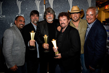 Duane Clark 9th Annual ACM Honors - Backstage and Audience