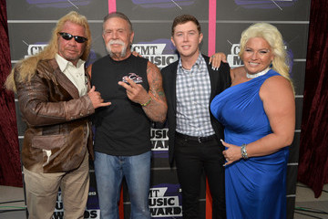 Duane Dog Lee Chapman Arrivals at the CMT Music Awards
