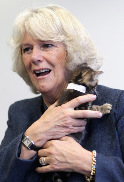 Duchess Of Cornwall Opens New