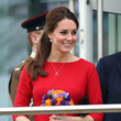 Kate Middleton Is All Smiles in Norfolk
