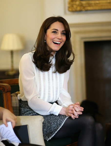 The Duchess of Cambridge Guest Edits the Huffington Post