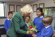 The Duchess Of Cornwall Undertakes Engagements In Sussex