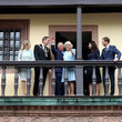 Duchess of Cornwal The Prince Of Wales And Duchess Of Cornwall Visit Germany - Day 2 - Leipzig