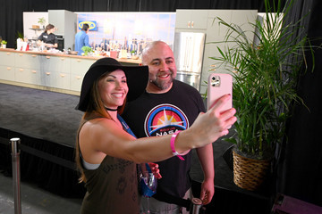 Duff Goldman Food Network & Cooking Channel New York City Wine & Food Festival presented by Capital One - Grand Tasting presented by ShopRite featuring Culinary Demonstrations at The IKEA Kitchen presented by Capital One