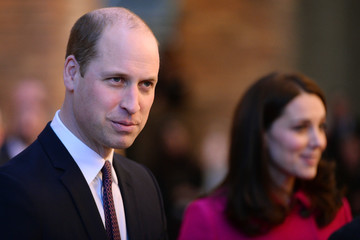 Duke of Cambridge and Catherine The Duke and Duchess Of Cambridge Visit Coventry