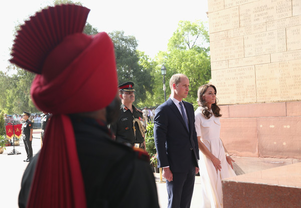 The Duke & Duchess of Cambridge Visit India & Bhutan - Day 2