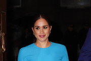 Meghan, Duchess of Sussex attends the annual Endeavour Fund Awards at Mansion House on March 5, 2020 in London, England. Their Royal Highnesses will celebrate the achievements of wounded, injured and sick servicemen and women who have taken part in remarkable sporting and adventure challenges over the last year.
