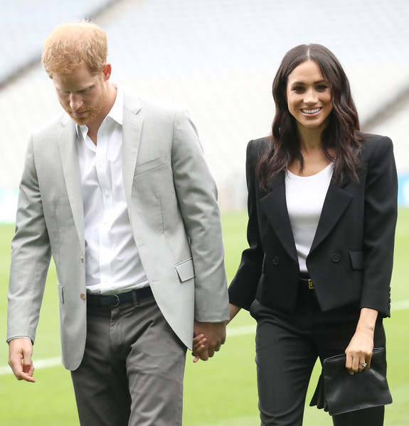 The Duke And Duchess Of Sussex Visit Ireland - 144 of 391