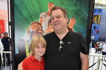 "Duke Garlin Premiere Of Focus Features' ""ParaNorman"" - Red Carpet"