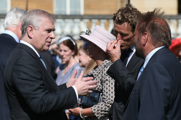 Duke of York Royal Society for the Prevention of Accidents Centenary Garden Party Hosted at Buckingham Palace