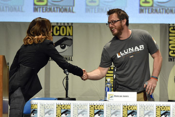 Duncan Jones Legendary Pictures Preview And Panel - Comic-Con International 2014