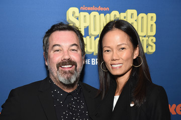 Duncan Sheik Opening Night Of Nickelodeon's 'SpongeBob SquarePants: The Broadway Musical' - Arrivals & Curtain Call