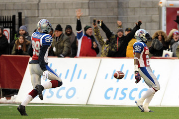 Duron Carter Division Semifinals - BC Lions  v Montreal Alouettes