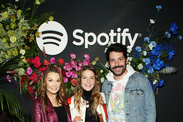 Dustee Jenkins Spotify Celebrates A Decade Of Wrapped With Maggie Rogers, LA, December 9 2019
