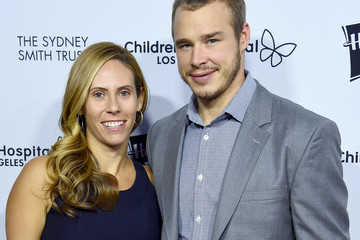Dustin Brown 2018 From Paris With Love Children's Hospital Los Angeles Gala