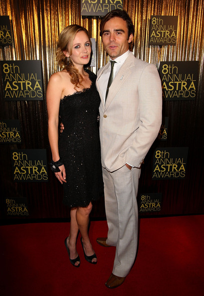 8th Annual ASTRA Awards [carpet,red carpet,event,flooring,dress,fashion,formal wear,suit,premiere,cocktail dress,actors,camille keenan,dustin clare,astra awards,awards,achievements,australia,state theatre,sydney,l]