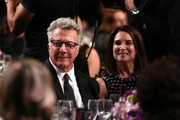 Dustin Hoffman Lisa Hoffman The GREAT Britain Campaign At BAFTA Los Angeles' Britannia Awards 2014