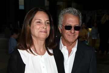 Dustin Hoffman Lisa Hoffman Guests Attend a Screening of GKIDS' 'Kahlil Gibran's The Prophet'