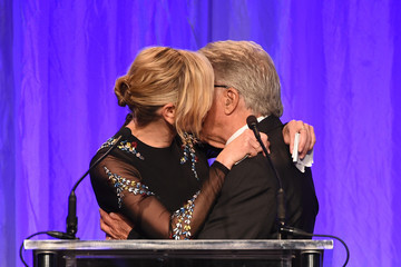 Dustin Hoffman Hollywood Foreign Press Association's Grants Banquet - Show