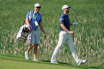 Dustin Johnson U.S. Open - Preview Day 2