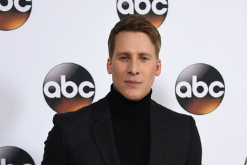 Dustin Lance Black Disney ABC Television Group Winter TCA Press Tour